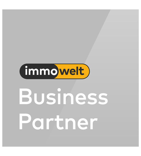 Immowelt Business Partner Logo - Böttger & Scheffler immobilien